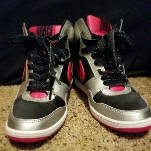 Nike Force Sky High Wedge Sneakers